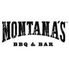 Montana's corporate logo black lettering on white background