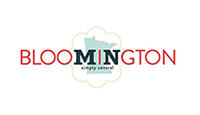 Bloomington logo.