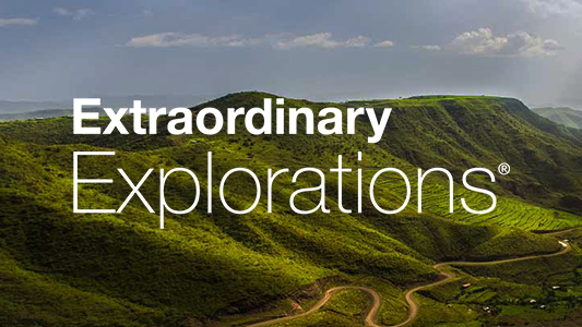Extraordinary Explorations.