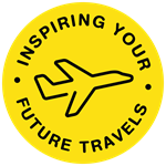 Inspiring your future travels logo.