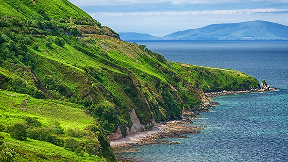 The Ring of Kerry, Ireland.